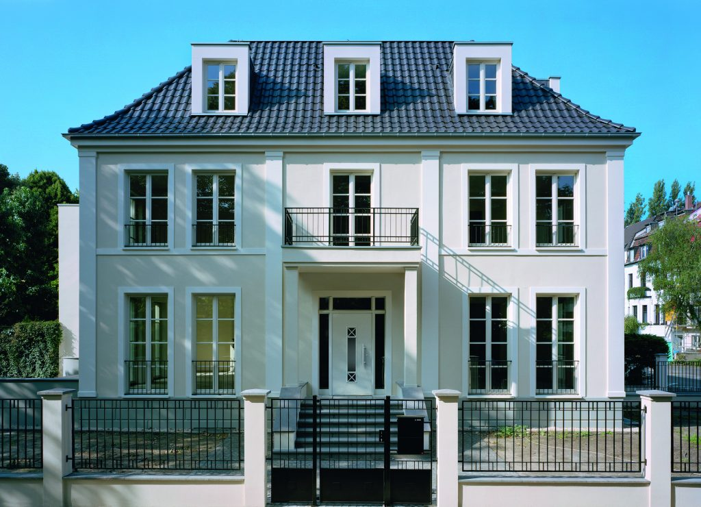 Wohnhaus/Residential, Freytagstrasse in Duesseldorf