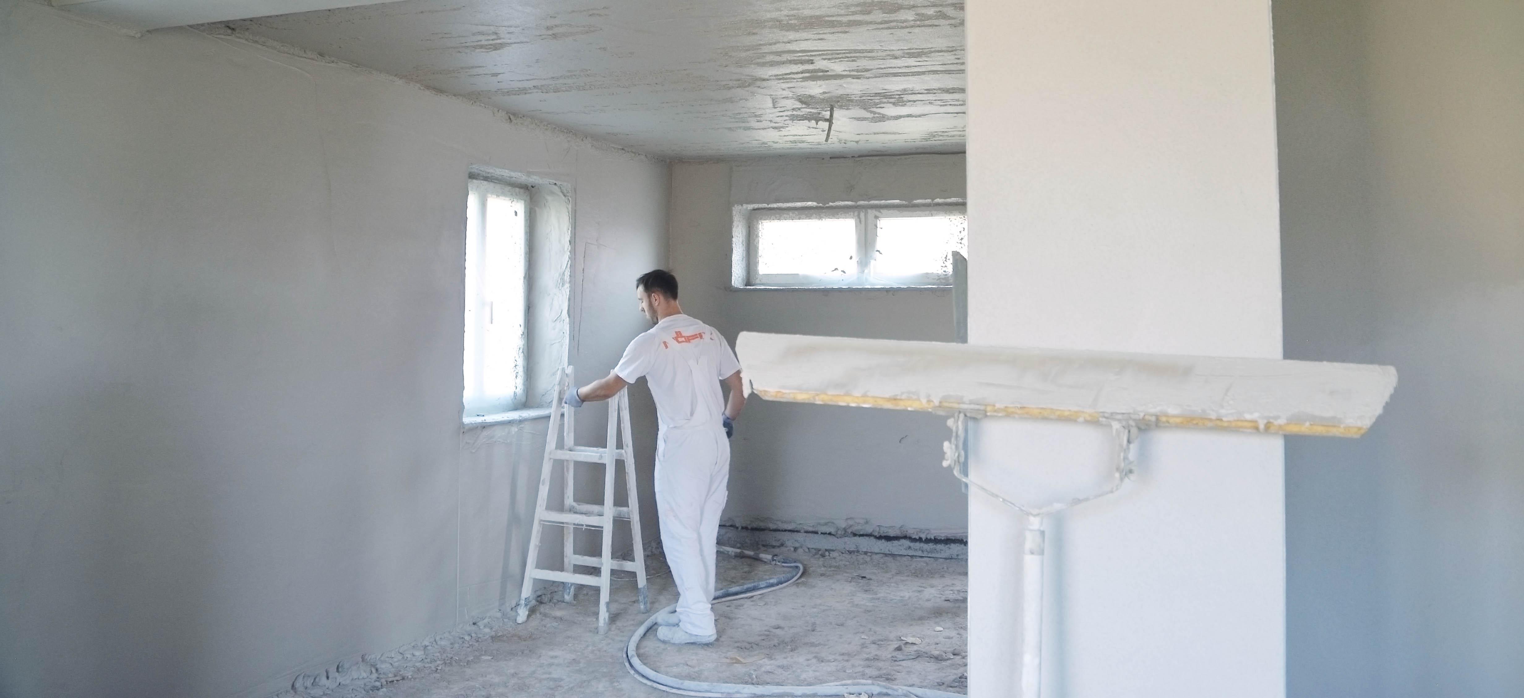 Wohnhaus Sanierung